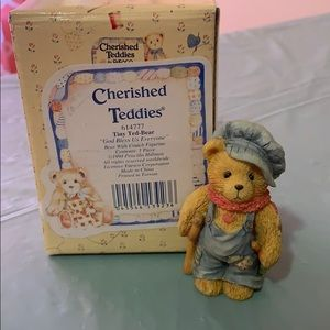 Other - Cherished Teddies-Tiny Ted Bear
